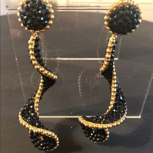 Richard Kerr vintage statement earrings